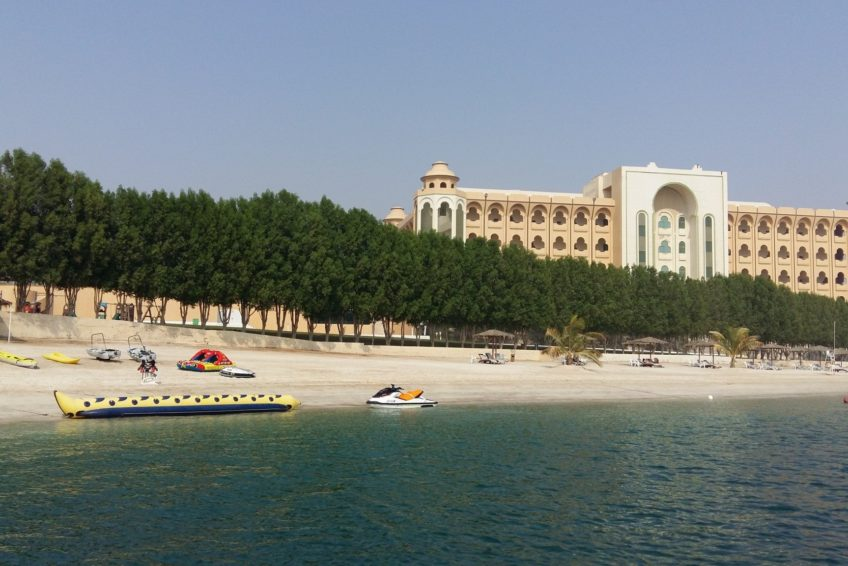 Five Continents Ghantoot Beach Resort