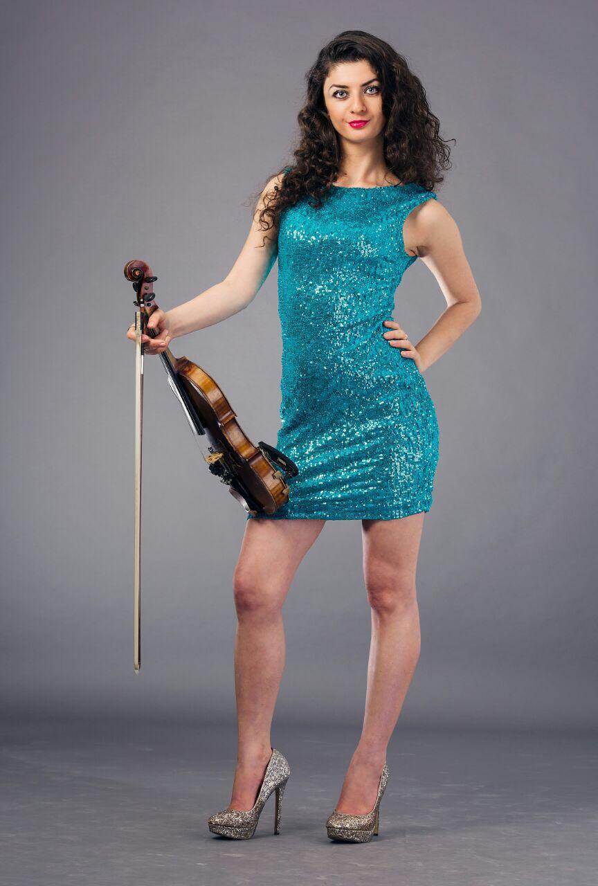 Violinist / Pianist in Dubai
