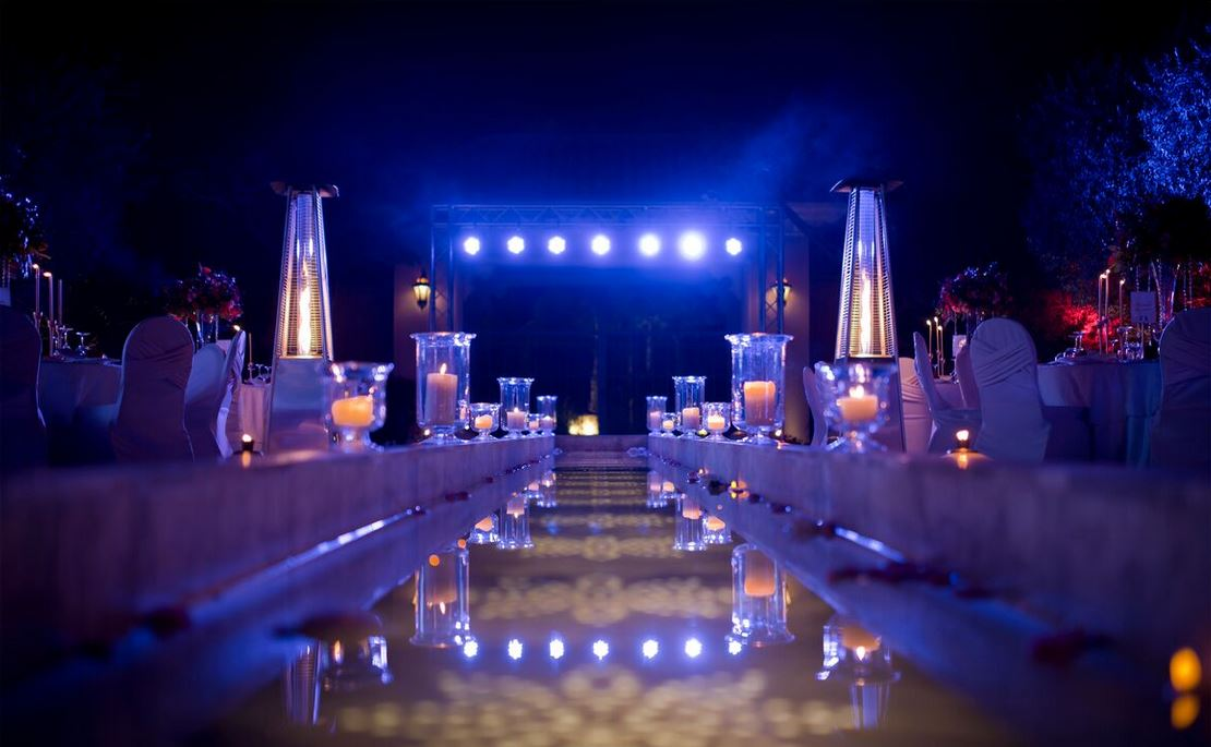 Yes exclusive weddings and events