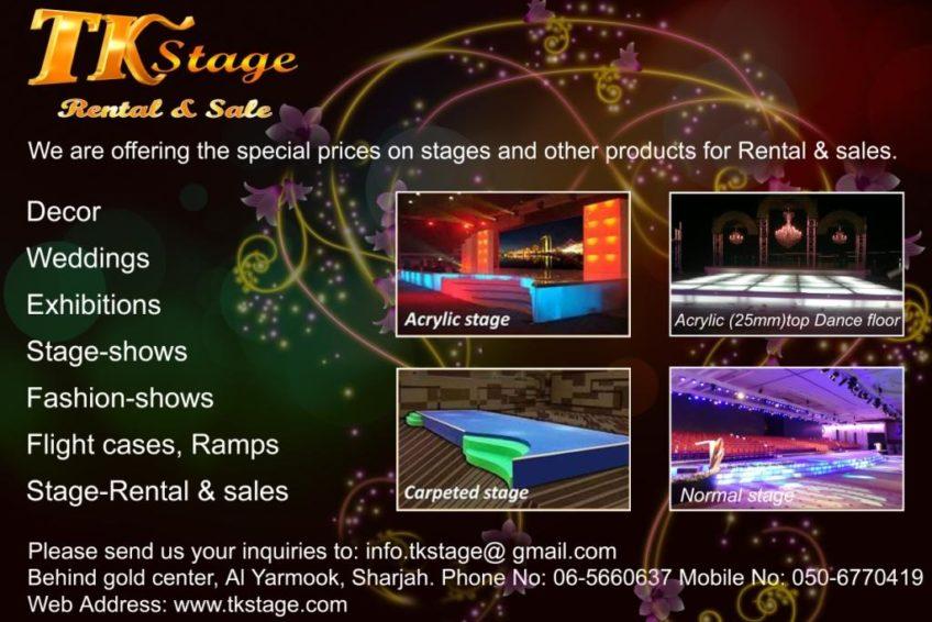 TK Stage