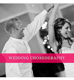 wedding choreography