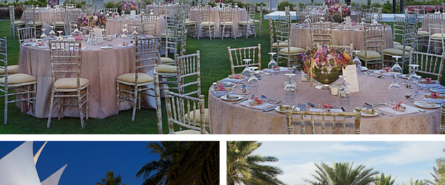 Best garden and beach wedding venues in dubai uae garden and beach wedding venues in uae junglespirit Gallery