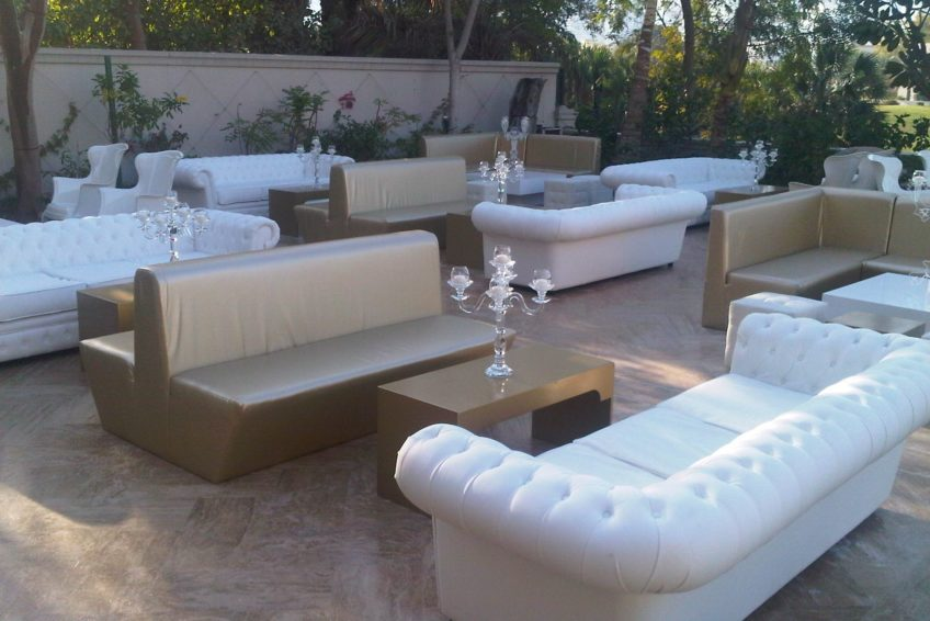 Catertainment Furniture Rental In Dubai
