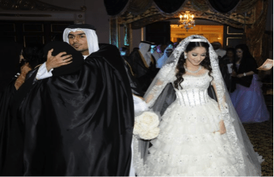 Glimpses of saudi wedding traditions wedding champs glimpses of saudi wedding traditions junglespirit Image collections