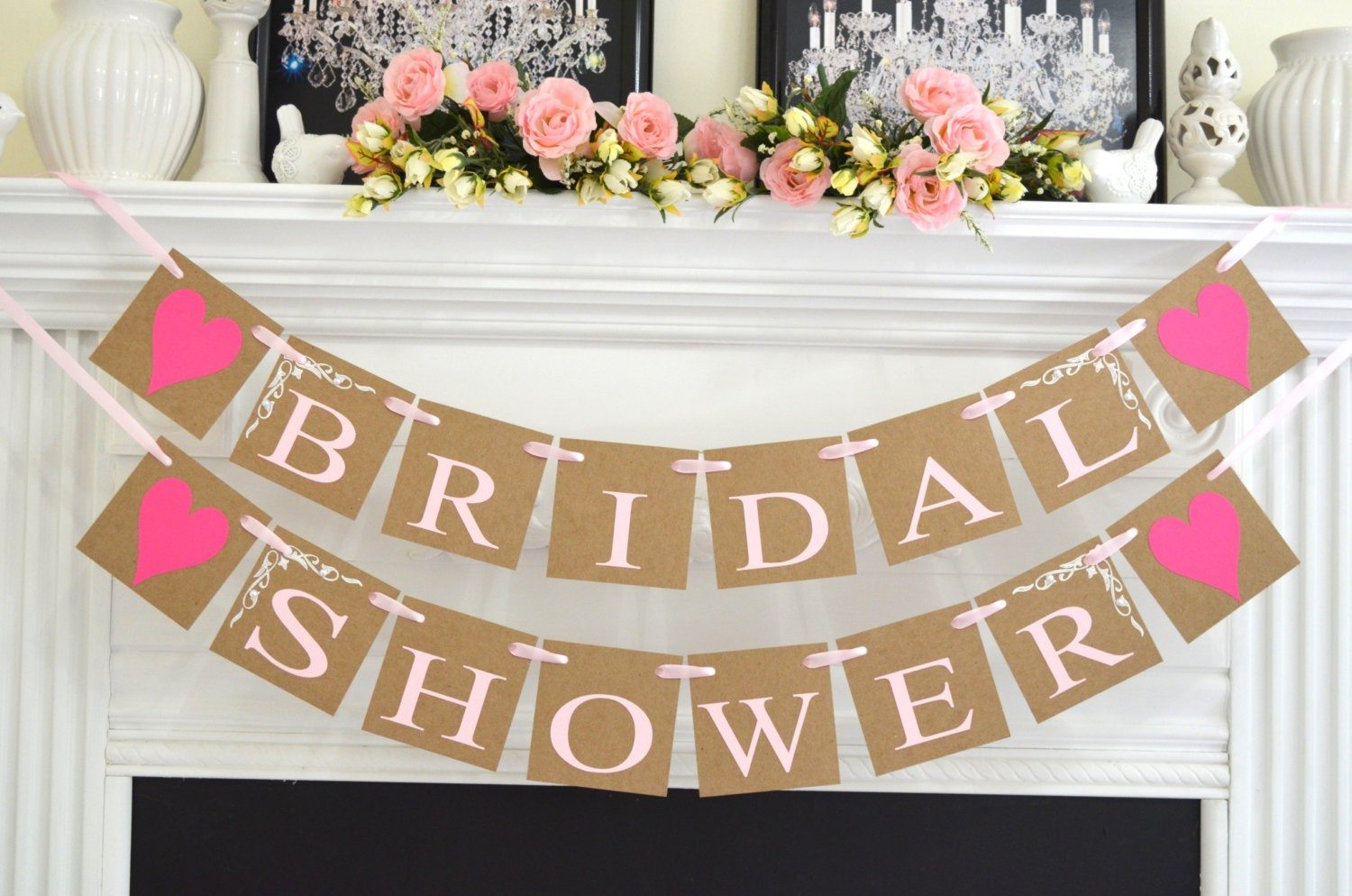 bridalshowerbannerweddingdecorationsshowerdiygarlandsfor2014