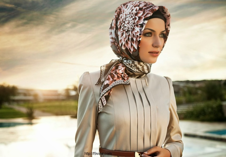 Hijab fashion trends in dubai look stylish this ramadan Hijab fashion trends style turkish