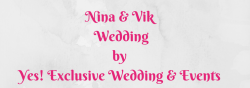 Wedding Champs Yes Exclusive Wedding and Events