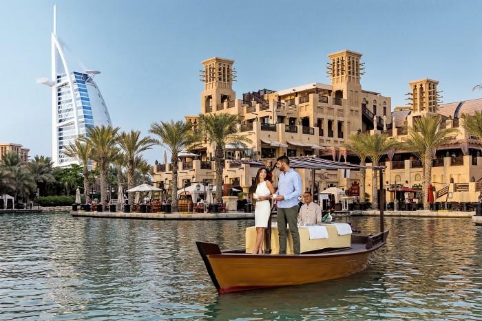 Romantic Locations to Propose in Dubai