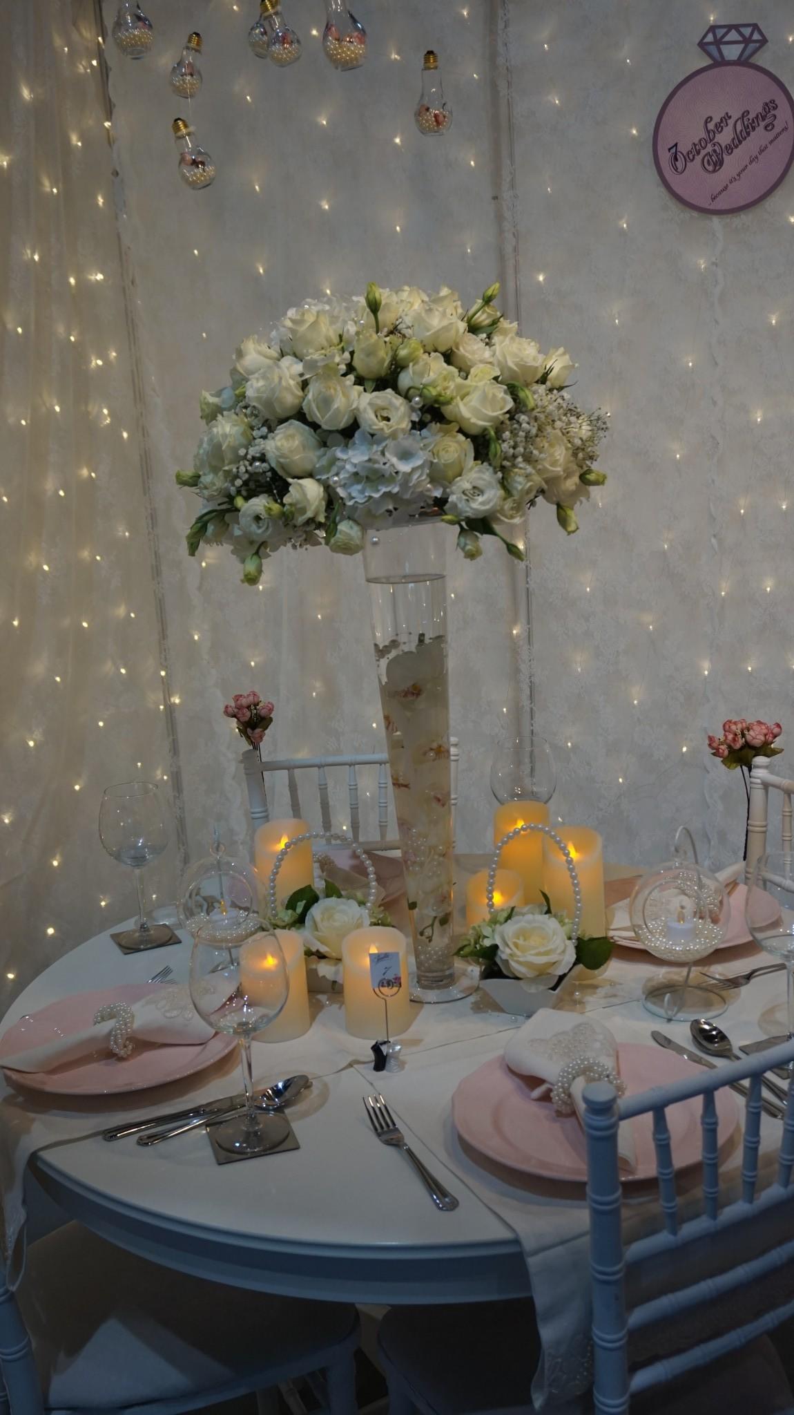 7 October Weddings
