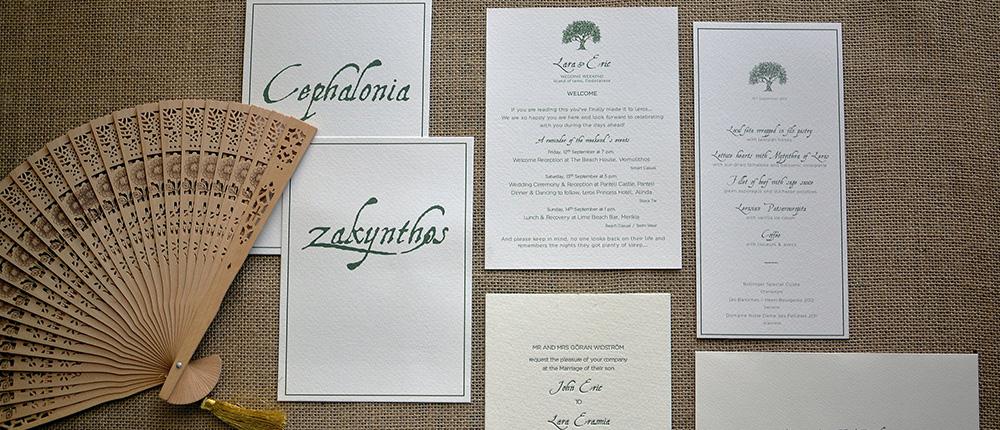 Prêt à Papier Invitations and Stationery