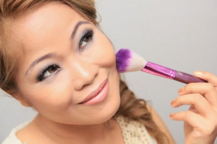 different makeup techniques