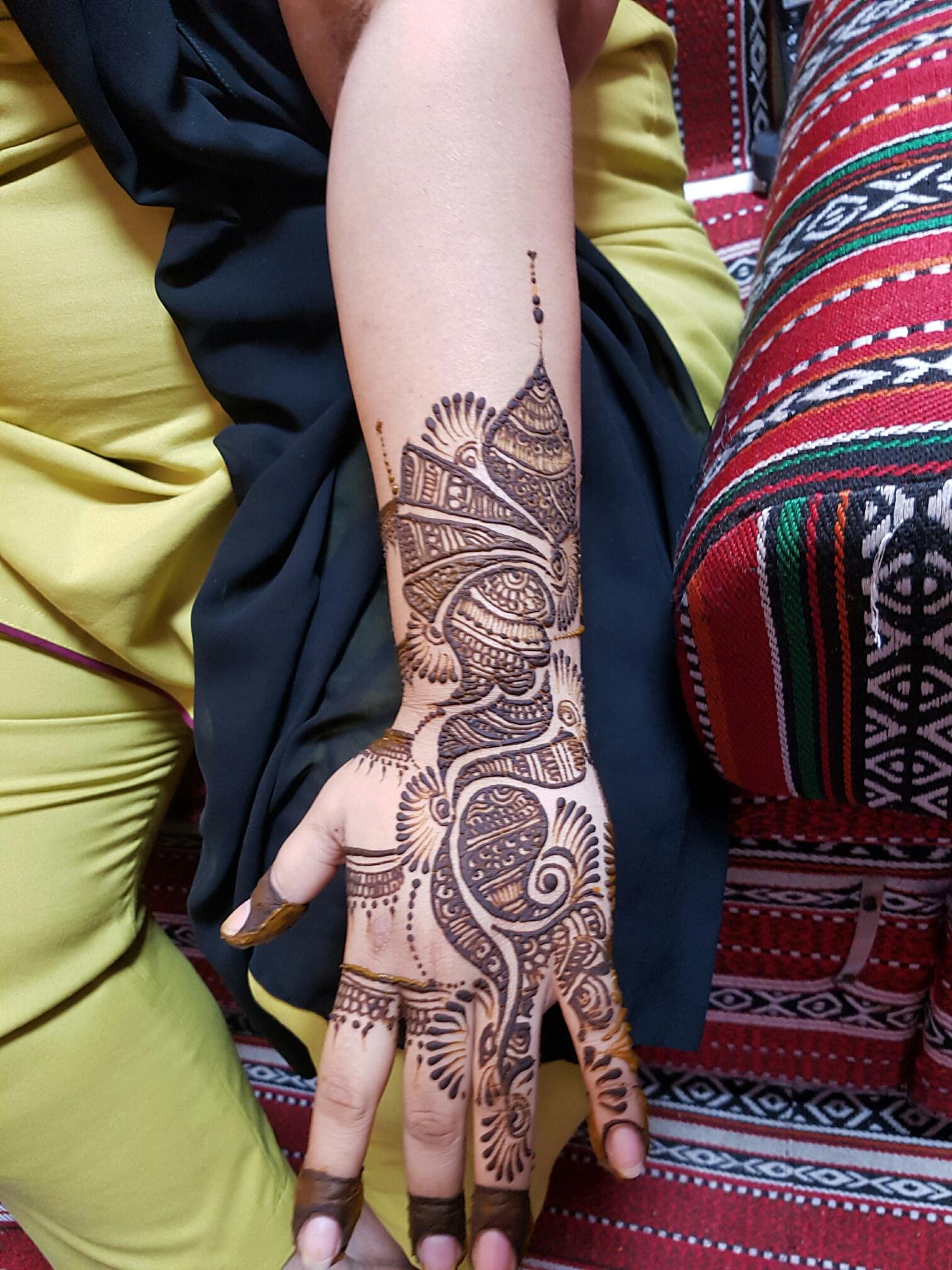 Luxury Henna salon