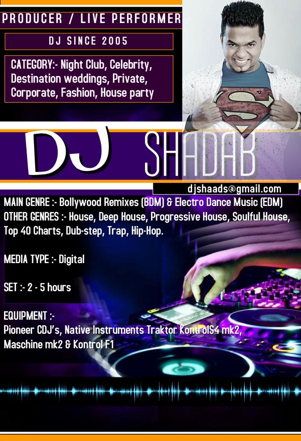 DJ Shadab