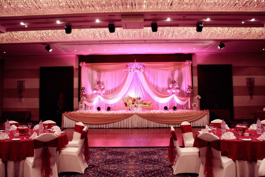 Crowne plaza dubai wedding