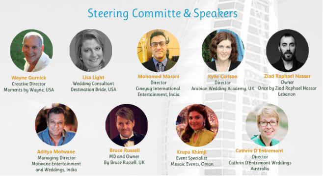 Wedding Planning Conference Speakers 3