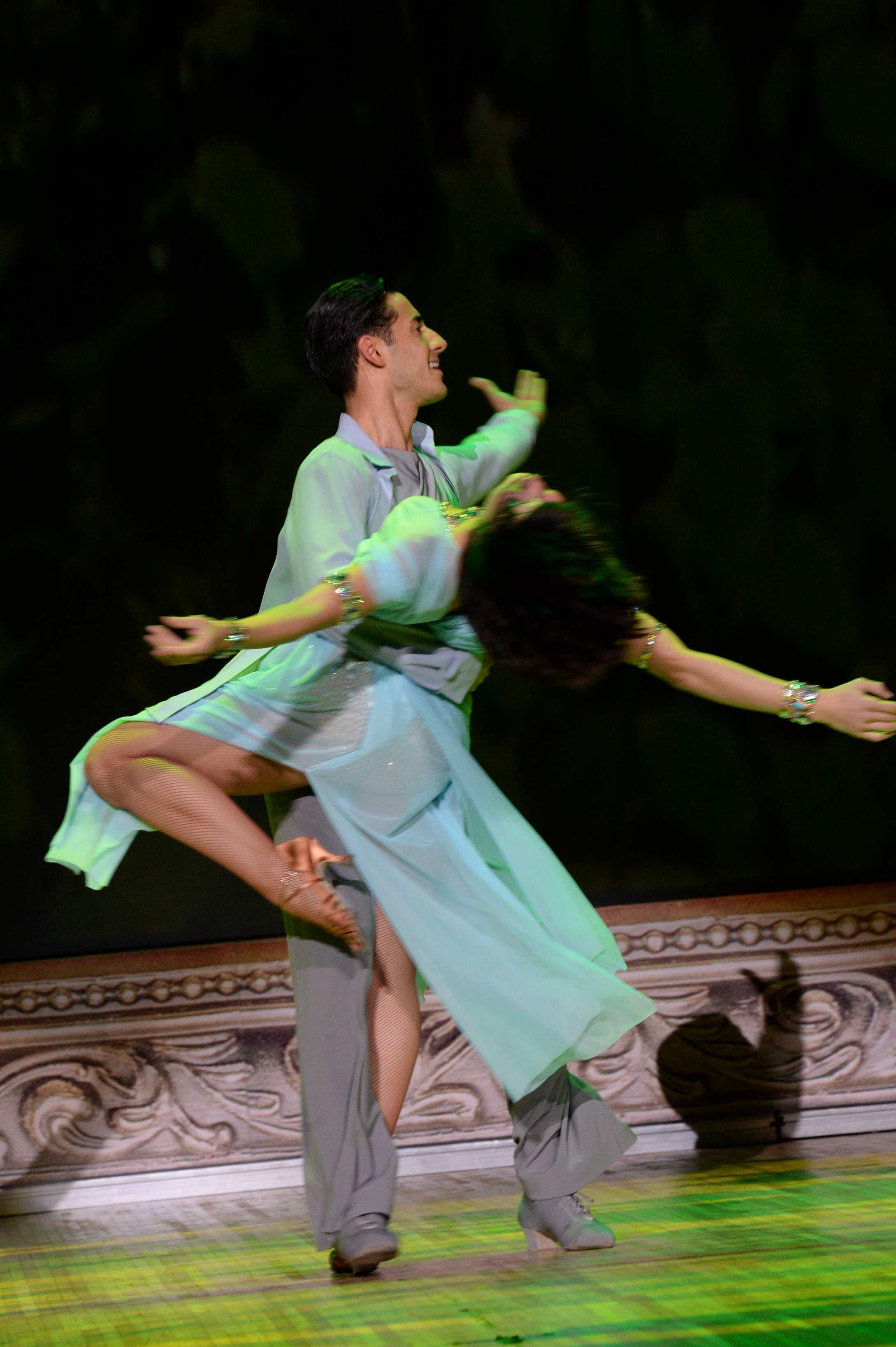 Dance Spirit Professional Dance Show