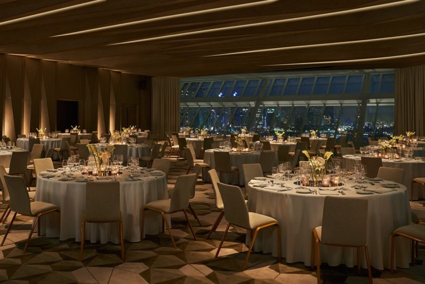 Five Palm Jumeirah Dubai The Best Wedding Venue In Plam
